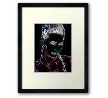 Beauty Fine Art Print Framed Print