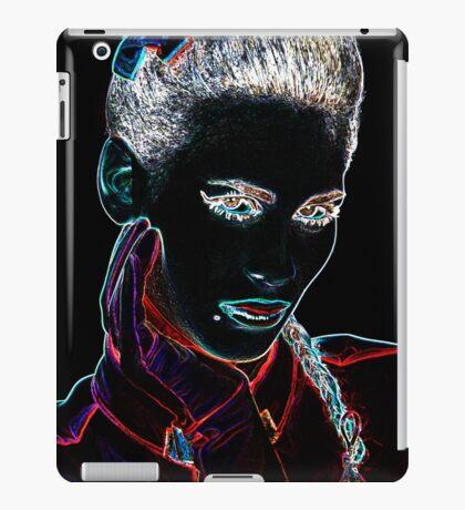 Beauty Fine Art Print iPad Case/Skin