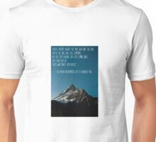The Mortal Instruments: The City of Heavenly Fire quote Unisex T-Shirt