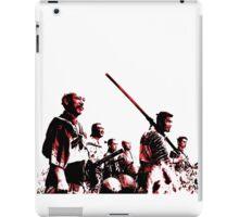 Shichinin no Samurai iPad Case/Skin