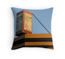 Hope it doesn't fall! Throw Pillow