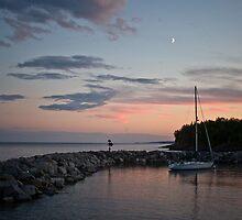North Shore Sunset by Nicholas Stankus