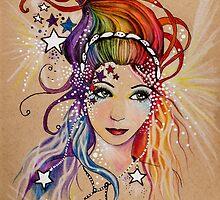 Spirit of The Rainbow by Helenfaerieart