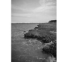 Ragged Coast Photographic Print