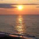 Beach Sunset by ohsotorix3