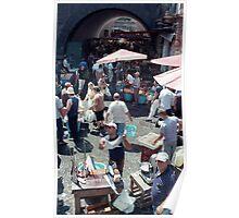 Catania Fish Market Poster