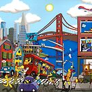 SImpleCity San Franciscans  by Rory  Moorer