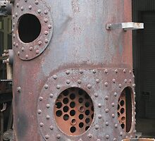 Who You Callin' An Old Boiler? by PhotogeniquE IPA