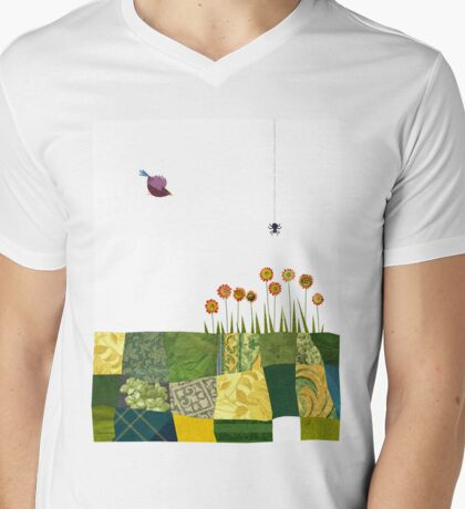 4 Season Series - Summer Mens V-Neck T-Shirt