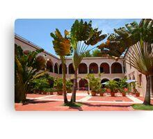 Hotel SOFITEL Ovando in Santo Domingo, The Dominican Republic Canvas Print