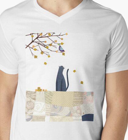 4 Season Series - Winter Mens V-Neck T-Shirt
