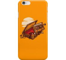 Dead Man Walkmann iPhone Case/Skin