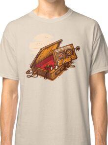 Dead Man Walkmann Classic T-Shirt