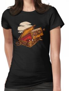 Dead Man Walkmann Womens Fitted T-Shirt
