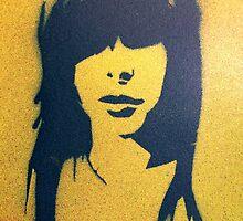 Shady Lady #3 by PoetJenHarris