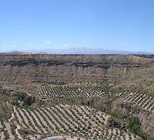 a beautiful Spain  landscape by beautifulscenes