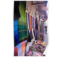 Fabrics Poster