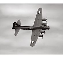 "B-17G ""Thunderbird"" Photographic Print"