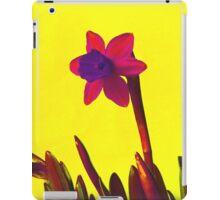 Daffodil Pink with Orange iPad Case/Skin