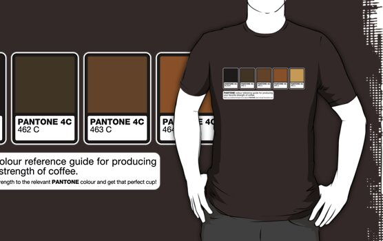 PANTONE 4 COFFEE (4C) by Naf4d