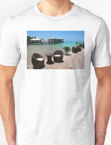 Infinity Luxury Swimming Pool in the Cayman Islands T-Shirt