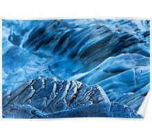Wave Worn Rocks Two Poster