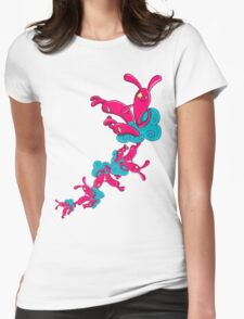 Many Rabbit on the Cloud T-Shirt