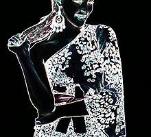 Fashion Girl Fine Art Print by stockfineart