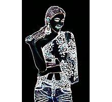 Fashion Girl Fine Art Print Photographic Print