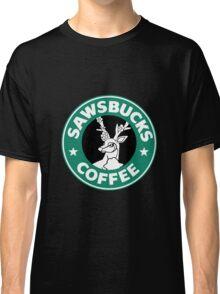 Sawsbucks Coffie Classic T-Shirt