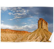 Majestic Mesa Verde Country Poster