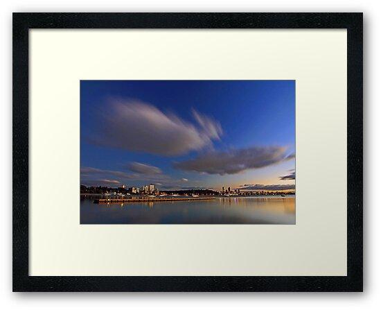 Matilda Bay At Dawn  by EOS20