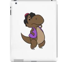 Aladinosaurio - Disney Version iPad Case/Skin