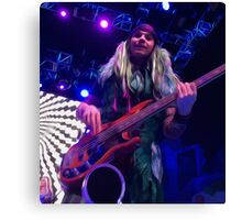 Mad T Party March Hare Canvas Print