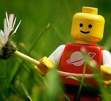 Lego Man by DPBlunt