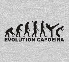 Evolution Capoeira Kids Tee