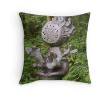 Goddess of Fertility Throw Pillow