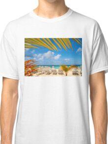 The Bacardi Island in Samana Bay, Cayo Levantado  Classic T-Shirt