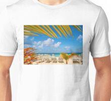 The Bacardi Island in Samana Bay, Cayo Levantado  Unisex T-Shirt