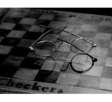CHECKERED HISTORY Photographic Print