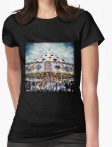 Giddyup Little Buckaroos! Womens Fitted T-Shirt