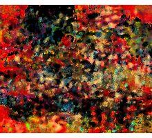 Oil Paint Art - 119 Photographic Print