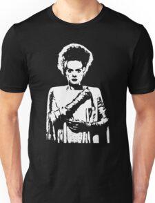 Bride of Frankenstein T-Shirt Unisex T-Shirt