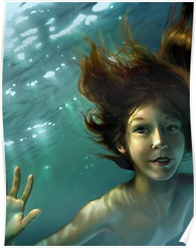 Natural Mermaid by David Sourwine