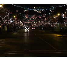 Ladysmith Lights Up! Photographic Print