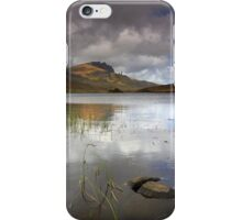 Reflective Storr iPhone Case/Skin