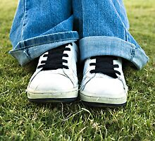 Jeans And Sneakers by sallydexter