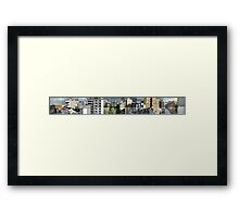 Pieces of You and I Framed Print