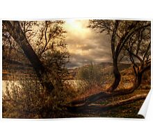 Sneak a Peek at the Snake River  Poster