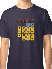 Calculator fun Classic T-Shirt